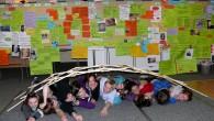 """Една статия на Надежда Тодорова, 11 ж клас за участие на ученици от гимназията   в международен семинар в Германия. """"Какво ще стане с атомните централи? """", """"Как ще..."""