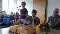 """Неделното предаване """"Пожар в ефира"""" по БНР Радио Стара Загора от 24-и април бе посветено изцяло на 50-годишния юбилей на Гимназията с преподаване на чужди езици """"Ромен Ролан"""", а основните..."""
