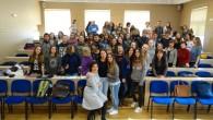 Проект Еразъм+ MyWayYourWayOurShardCulturalIdentities:  януари 2016 В него участваха 30 ученици от нашата гимназия и 30 ученици от Италия, Испания и Швеция. В рамките на седмица проведохме * час по български език [...]