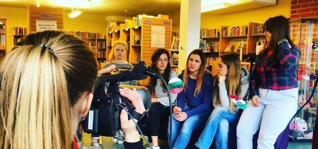 Едно шведско момче разказва за дублирането на филмите като културно различие. Това е един от критичните инциденти по проект Еразъм+ MywayYourWayOurSharedCulturalIdentities, 2015-2017. По време на обмена в Швеция бяхме  домакини [...]