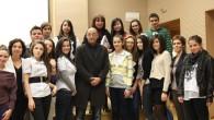 """Любен Дилов-син, писател, блогър, сценарист, бивш политик, настоящ водещ и още какво ли не, гостува в гимназията на 5 декември, 2012 година. Срещата се осъществи по покана на клуб """"Аз […]"""